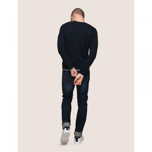 Пуловер для мужчин Armani Exchange MAN KNIT PULLOVER WH1443 фото, купить, 2017