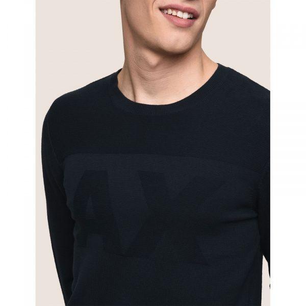 Пуловер для мужчин Armani Exchange MAN KNIT PULLOVER WH1443 , 2017