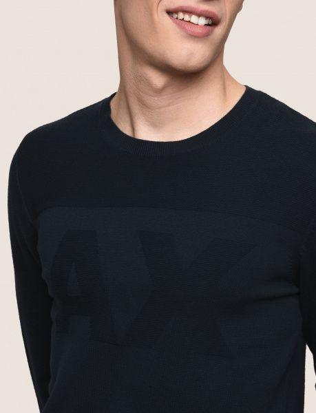 Пуловер для мужчин Armani Exchange MAN KNIT PULLOVER WH1445 размеры одежды, 2017