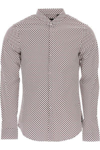 Рубашка мужские Armani Exchange модель WH1450 цена, 2017