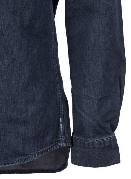 Рубашка с длинным рукавом мужские Armani Exchange модель WH1454 отзывы, 2017