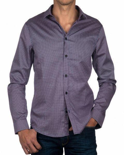 Рубашка с длинным рукавом для мужчин Armani Exchange MAN SHIRT WH1460 размеры одежды, 2017