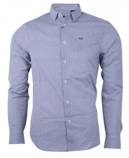 Рубашка с длинным рукавом мужские Armani Exchange модель 3ZZC45-ZNDDZ-2533 качество, 2017