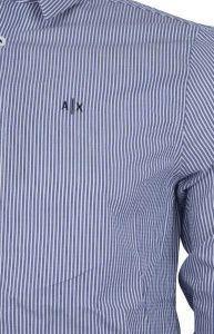 Рубашка с длинным рукавом мужские Armani Exchange модель WH1461 отзывы, 2017