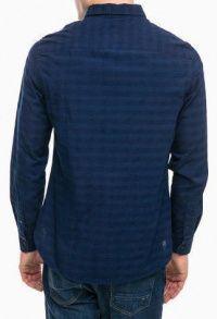 Рубашка с длинным рукавом мужские Armani Exchange модель WH1462 отзывы, 2017