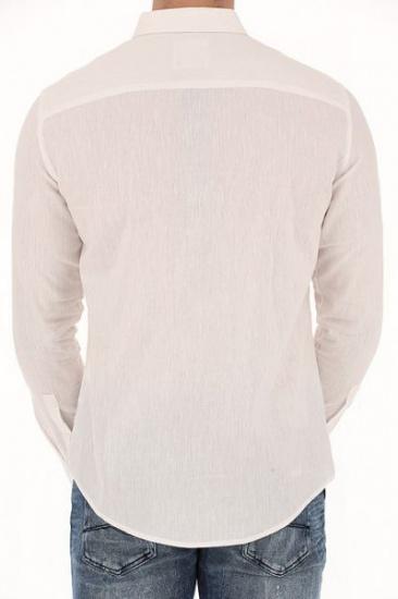Armani Exchange Сорочка з довгим рукавом чоловічі модель 3ZZC53-Z1AKZ-0139 купити, 2017