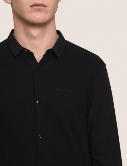 Рубашка с длинным рукавом мужские Armani Exchange модель 3ZZC78-ZJM5Z-1200 , 2017