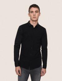 Рубашка с длинным рукавом мужские Armani Exchange модель WH1465 отзывы, 2017