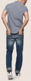 Рубашка мужские Armani Exchange модель 3ZZC36-ZNZBZ-4533 цена, 2017