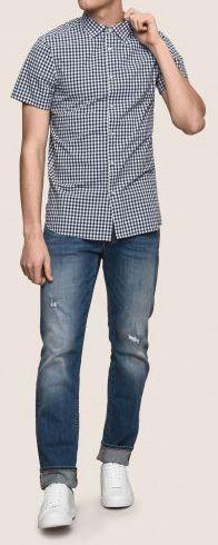 Рубашка мужские Armani Exchange модель 3ZZC36-ZNZBZ-4533 , 2017