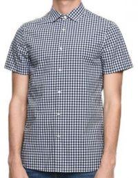 Рубашка с коротким рукавом мужские Armani Exchange модель WH1467 отзывы, 2017