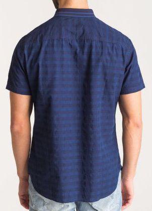 Рубашка с коротким рукавом для мужчин Armani Exchange MAN SHIRT WH1468 купить в Украине, 2017
