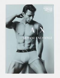 Нижнее белье мужские Armani Exchange модель 956002-8P000-00020 отзывы, 2017