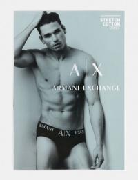 Нижнее белье мужские Armani Exchange модель 956003-8P000-00010 отзывы, 2017