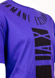 Футболка мужские Armani Exchange модель 3ZZTAN-ZJA5Z-1550 купить, 2017