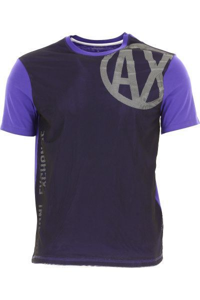 Футболка для мужчин Armani Exchange MAN JERSEY T-SHIRT WH1502 фото, купить, 2017