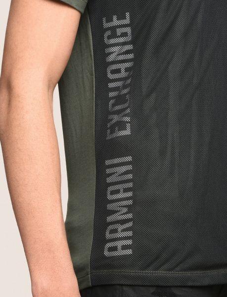 Футболка для мужчин Armani Exchange MAN JERSEY T-SHIRT WH1503 брендовая одежда, 2017