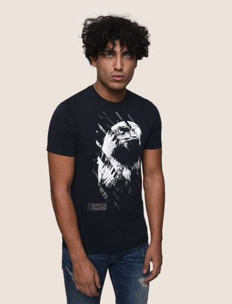 Футболка для мужчин Armani Exchange MAN JERSEY T-SHIRT WH1506 фото, купить, 2017