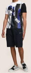 Футболка мужские Armani Exchange модель WH1514 , 2017