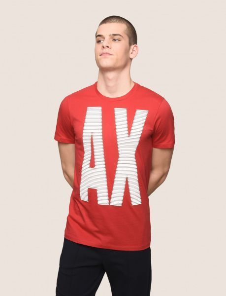 Футболка для мужчин Armani Exchange MAN JERSEY T-SHIRT WH1518 фото, купить, 2017
