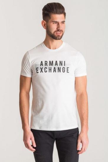Футболка Armani Exchange модель 3ZZTDG-ZJA5Z-1100 — фото - INTERTOP