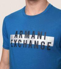 Футболка мужские Armani Exchange модель WH1526 характеристики, 2017