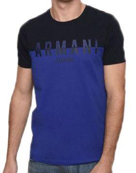 Футболка мужские Armani Exchange модель WH1528 приобрести, 2017