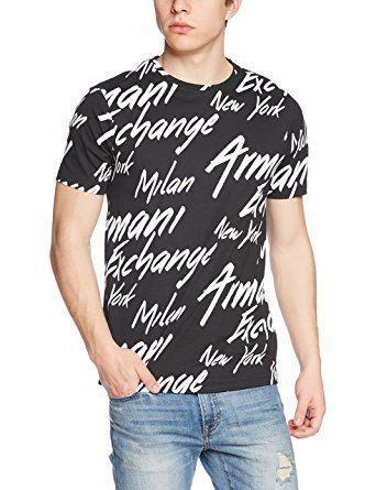 Футболка для мужчин Armani Exchange MAN JERSEY T-SHIRT WH1531 фото, купить, 2017