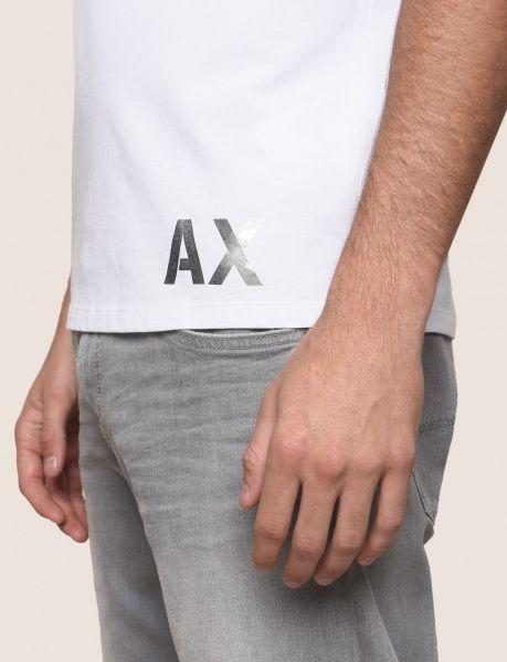 Футболка для мужчин Armani Exchange MAN JERSEY T-SHIRT WH1533 брендовая одежда, 2017