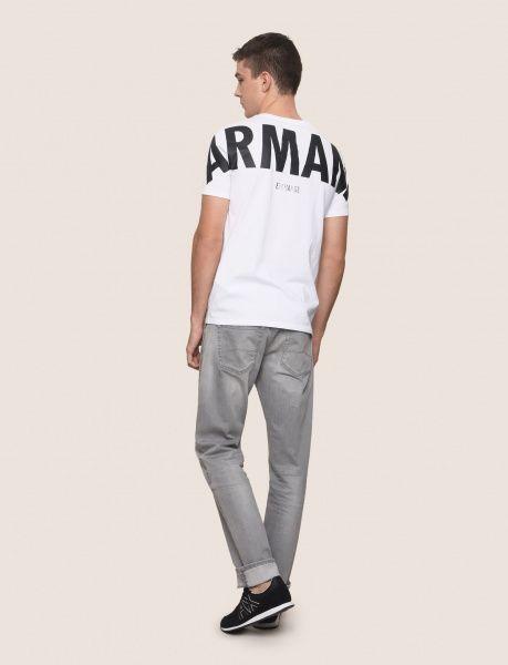 Футболка для мужчин Armani Exchange MAN JERSEY T-SHIRT WH1533 одежда бренда, 2017