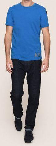 Футболка мужские Armani Exchange модель WH1534 , 2017