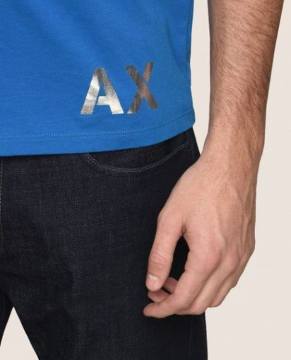 Футболка мужские Armani Exchange модель 3ZZTDU-ZJH4Z-1544 цена, 2017