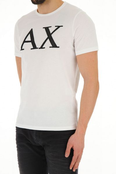 Футболка для мужчин Armani Exchange MAN JERSEY T-SHIRT WH1542 , 2017