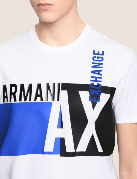 Футболка для мужчин Armani Exchange MAN JERSEY T-SHIRT WH1548 , 2017