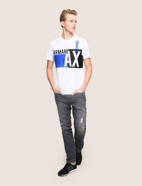 Футболка для мужчин Armani Exchange MAN JERSEY T-SHIRT WH1548 брендовая одежда, 2017