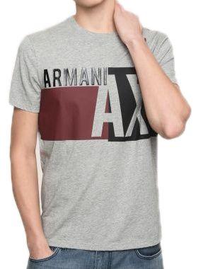 Armani Exchange Футболка мужские модель WH1550 приобрести, 2017
