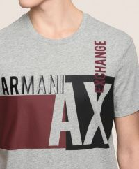Футболка мужские Armani Exchange модель WH1550 характеристики, 2017