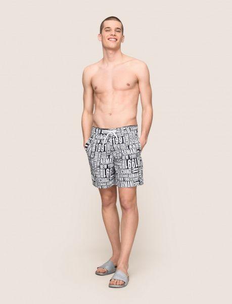 Шорты для плавания мужские Armani Exchange MAN BERMUDA BEACHWEAR WH1591 купить в Украине, 2017