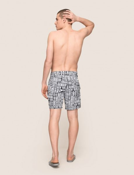 Шорты для плавания мужские Armani Exchange MAN BERMUDA BEACHWEAR WH1591 брендовые, 2017