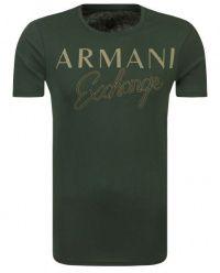 Футболка мужские Armani Exchange модель WH1599 приобрести, 2017