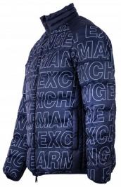 Куртка пуховая мужские Armani Exchange модель WH1772 , 2017