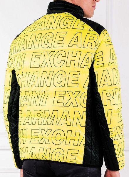 Куртка пуховая мужские Armani Exchange модель WH1773 купить, 2017