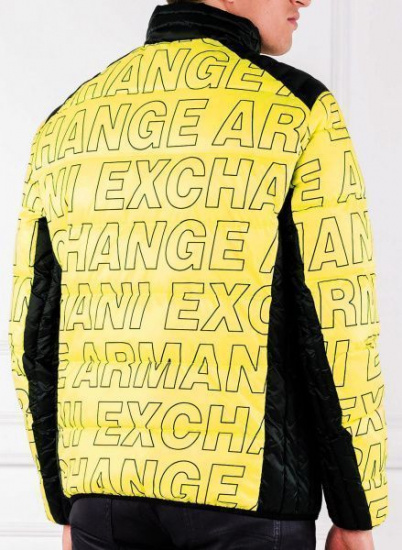 Куртка пухова Armani Exchange - фото