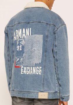 Куртка мужские Armani Exchange модель WH1778 приобрести, 2017