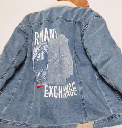 Куртка Armani Exchange модель 6ZZB29-Z2DEZ-1500 — фото 5 - INTERTOP