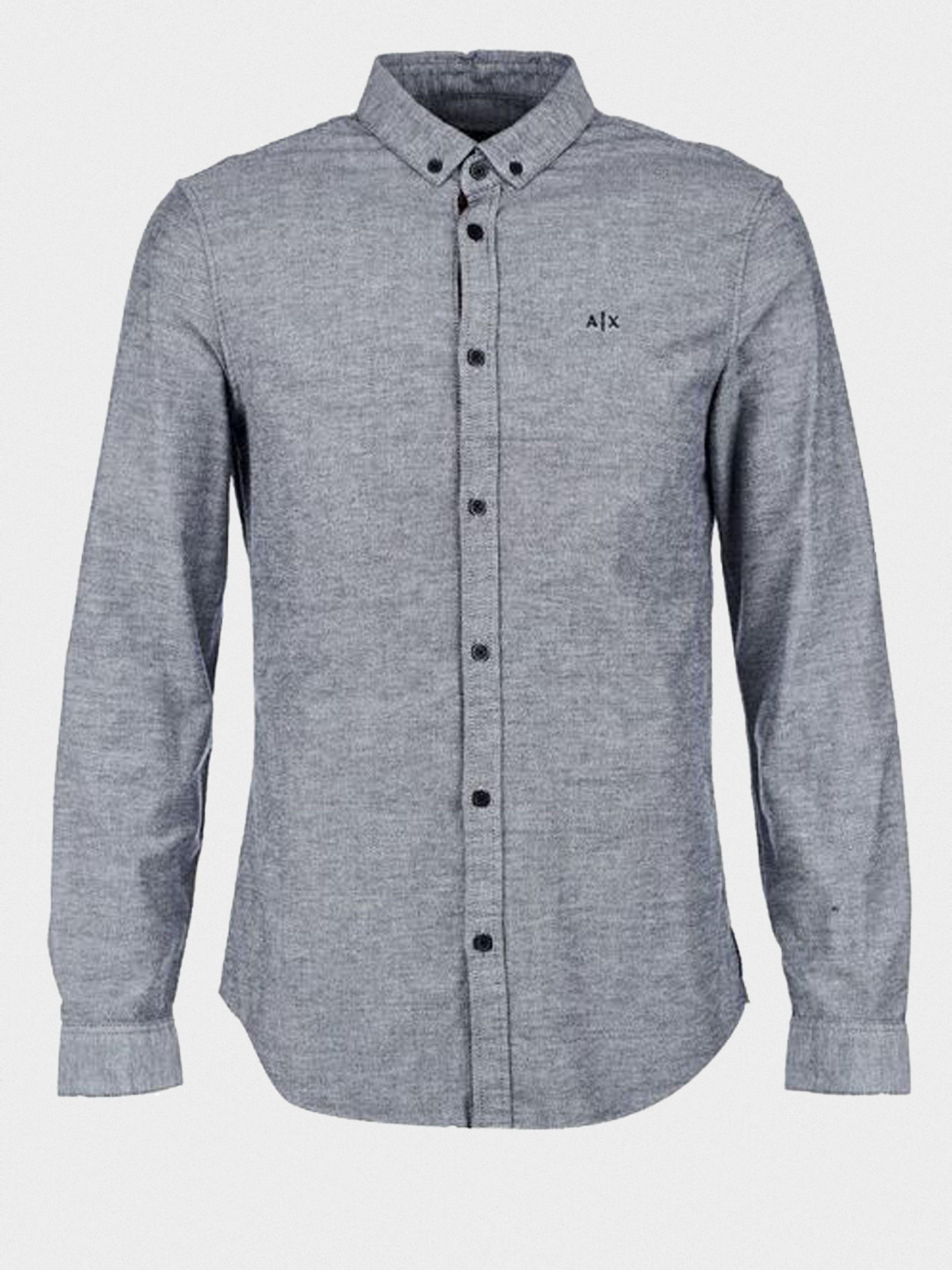 Рубашка мужские Armani Exchange модель WH1784 цена, 2017