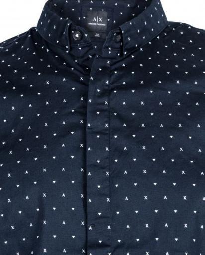 Рубашка мужские Armani Exchange модель 6ZZC25-ZNALZ-4559 цена, 2017