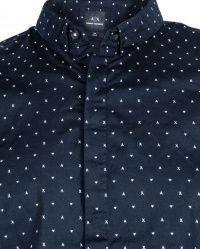 Рубашка мужские Armani Exchange модель WH1785 , 2017