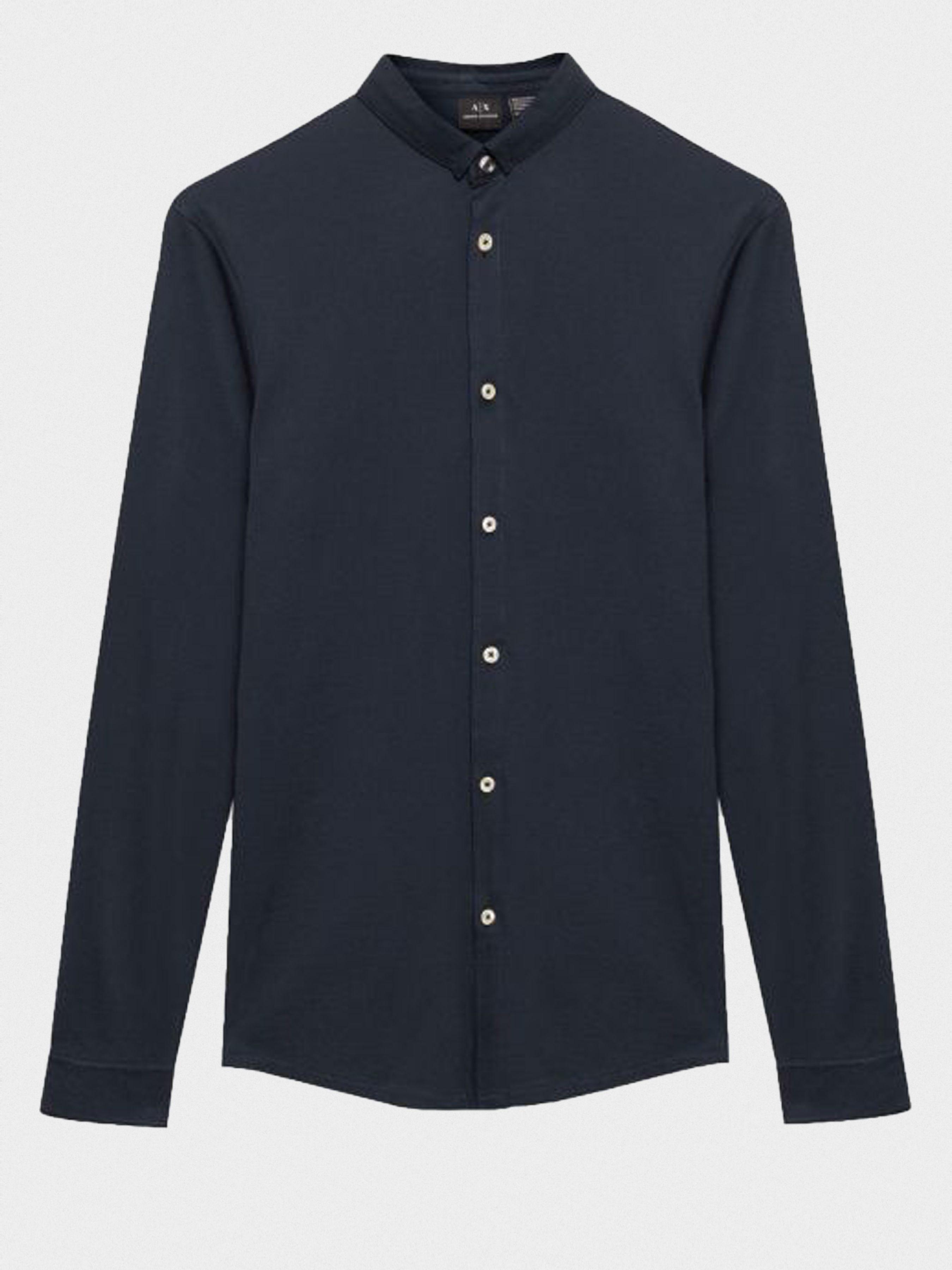 Рубашка мужские Armani Exchange модель WH1790 цена, 2017