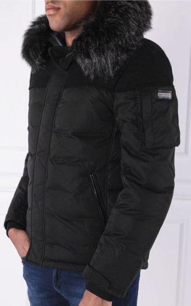 Куртка пуховая мужские Armani Exchange модель WH1810 , 2017